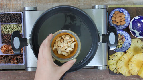 Pineapple Halwa Recipe