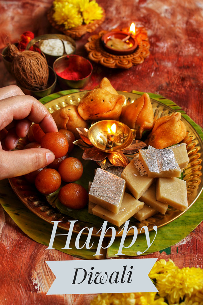 Collection of 20 tried and tested sweet and snacks Diwali Recipes.