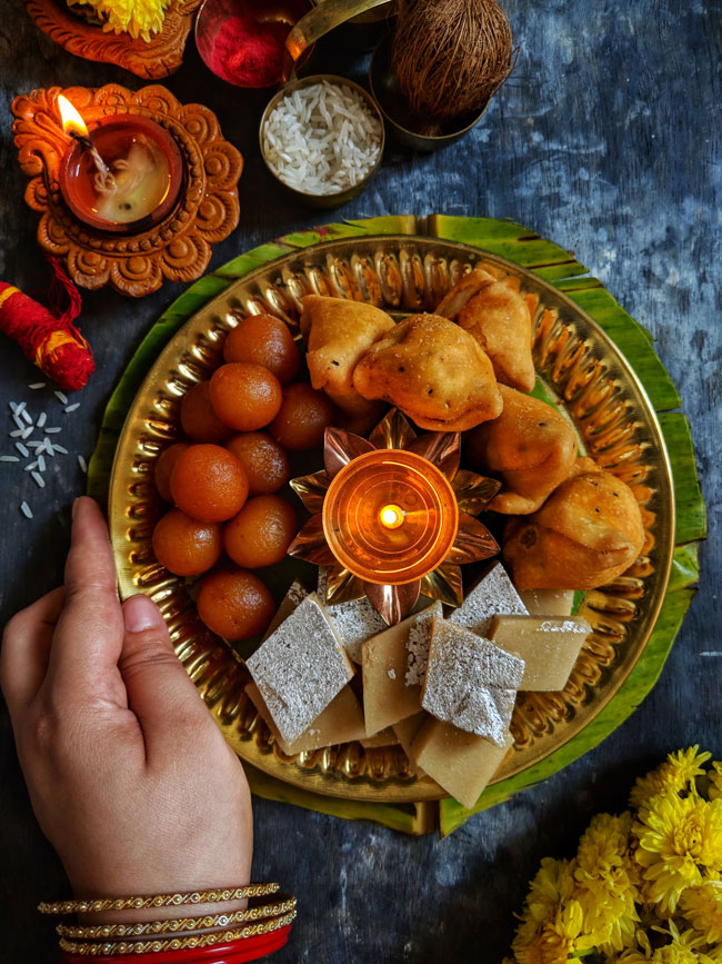 Diwali Sweet and Snacks