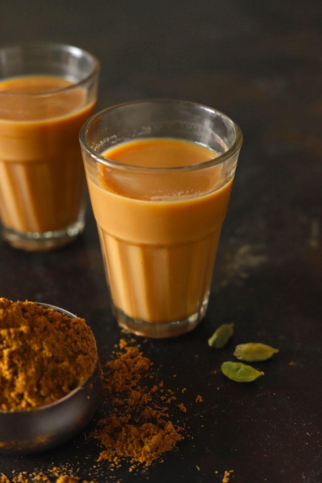 Indian Masala Tea (Chai)