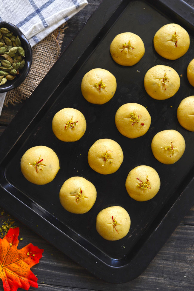 Nankhatai is an eggless, traditional Indian shortbread cookies.