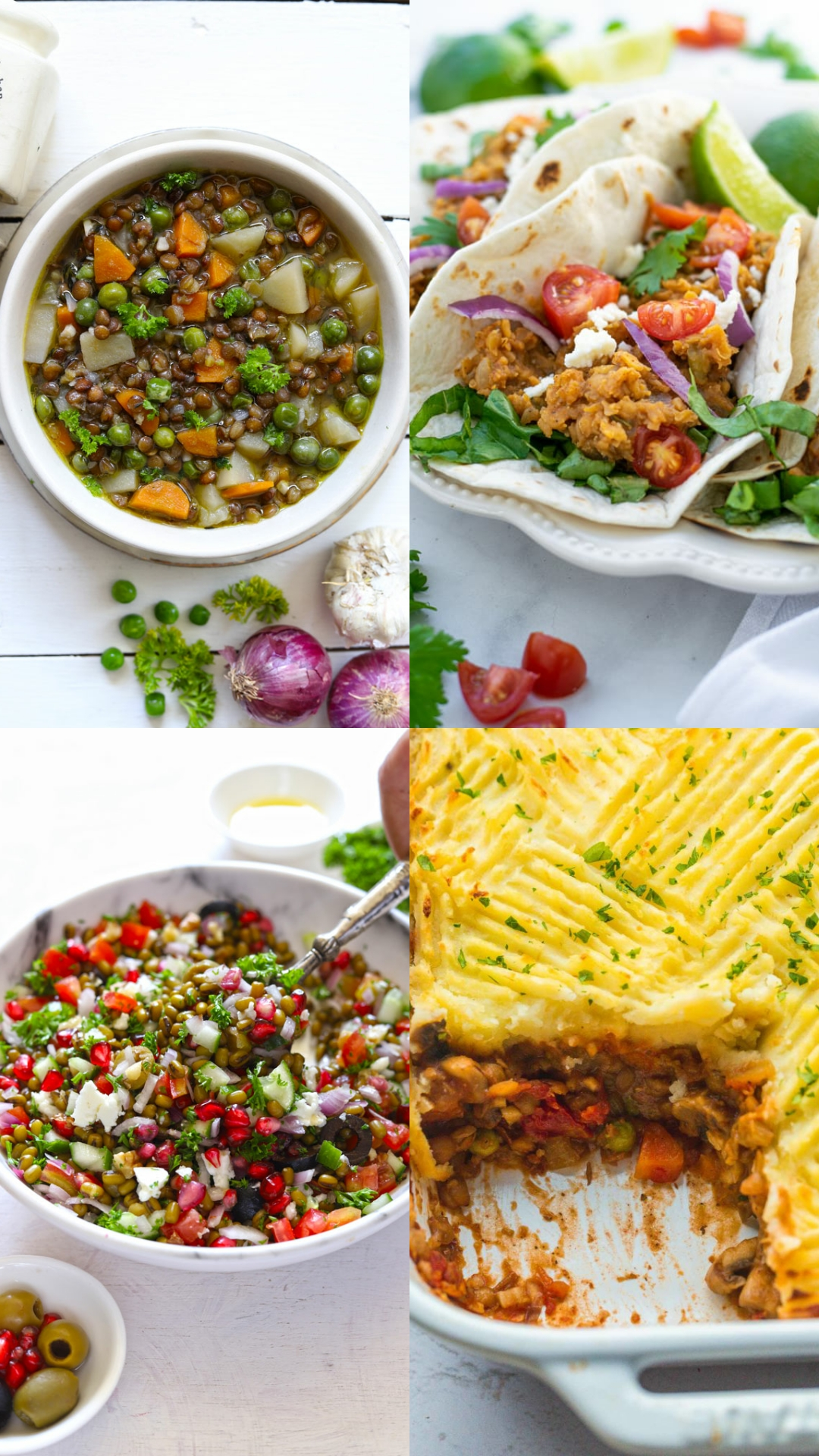 Best Lentil Recipe Collection