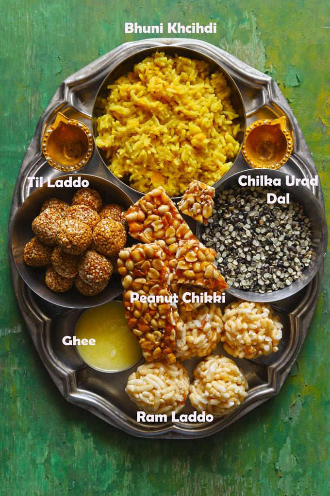 Makar Sankranti Food Rituals