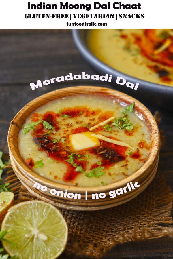 Moong Dal Chaat