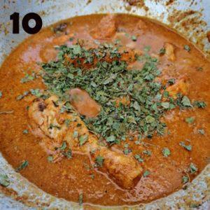 making murgh curry