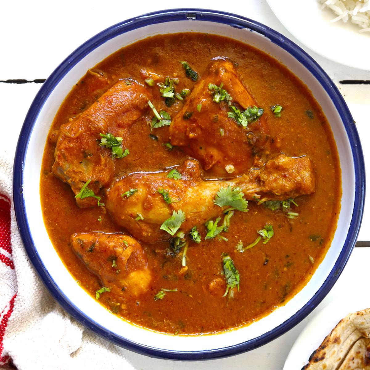 Indian Chicken Curry Recipe Murgh Curry Fun Food Frolic