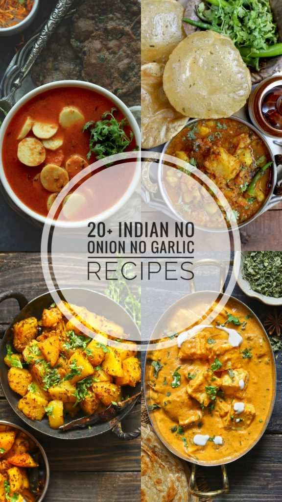 No Onion No Garlic Recipes