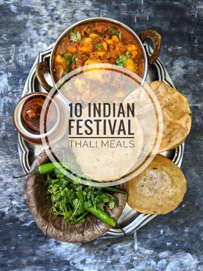 Festive Thali Meals
