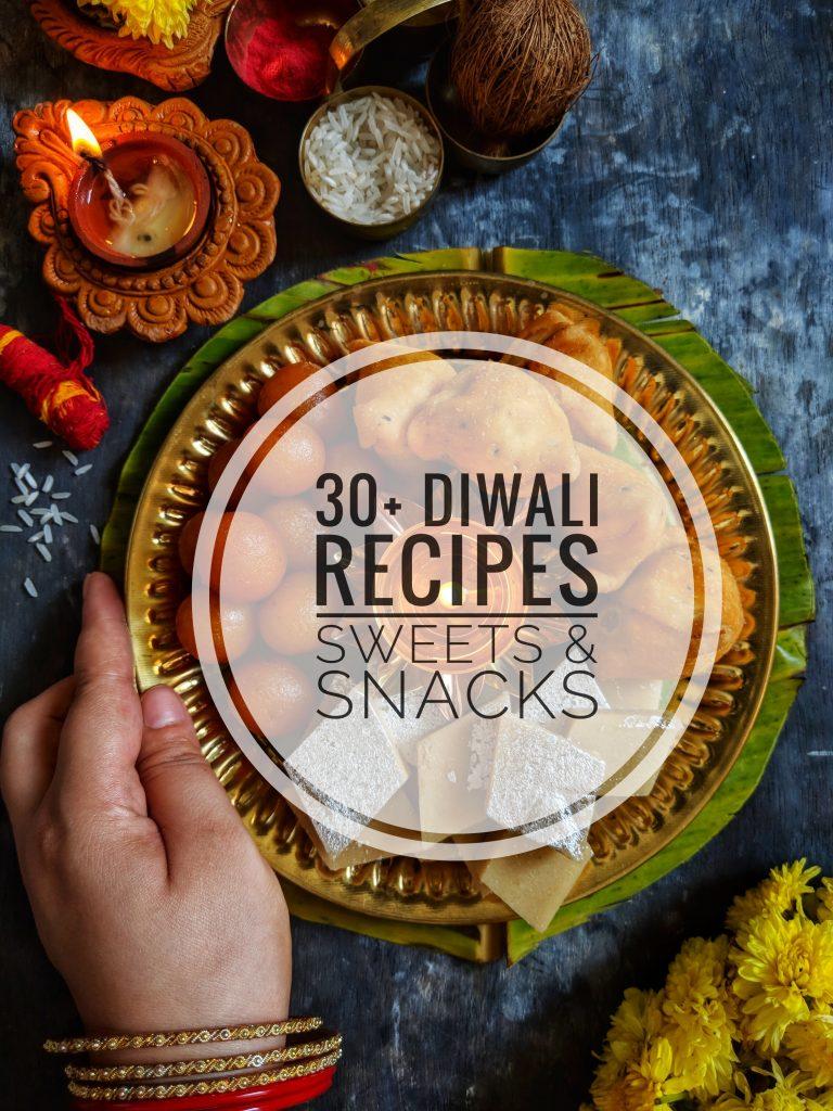 30+ Diwali Recipes