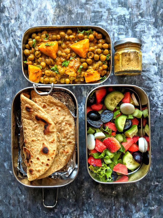 Indian Lunchbox Idea