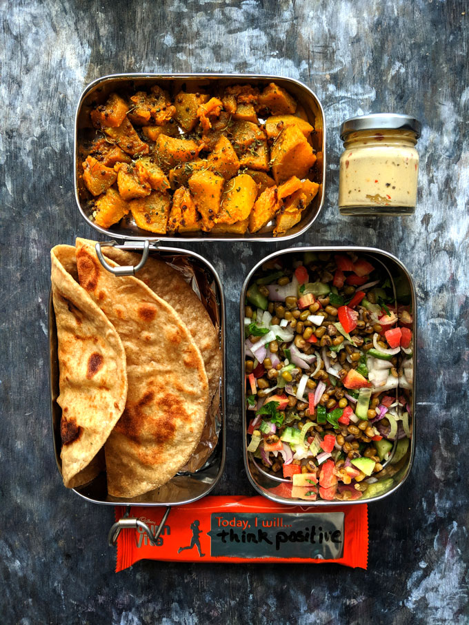 Indian Style Lunchbox for Work