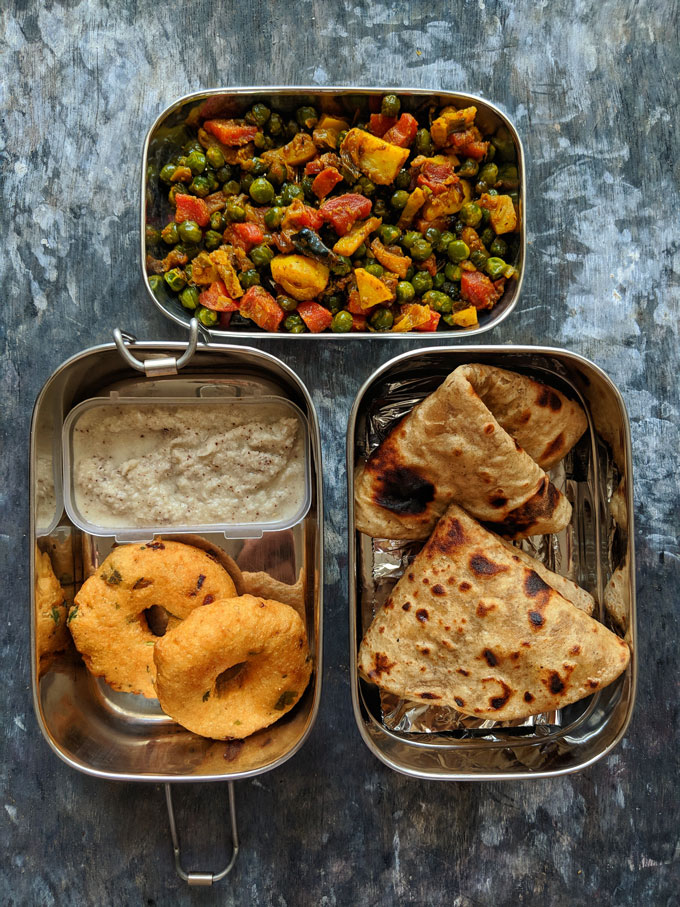 Indian Lunchbox for Work